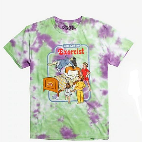 Hot Topic Shirts Lets Call The Exorcist Tshirt Poshmark